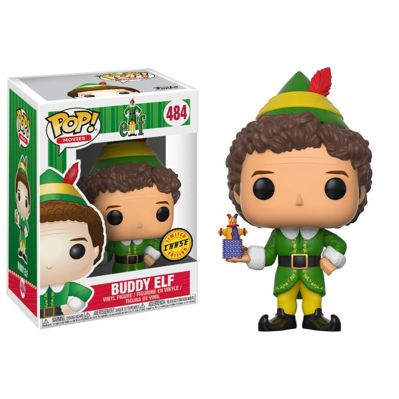 Buddy The Elf (Jack-In-The-Box)