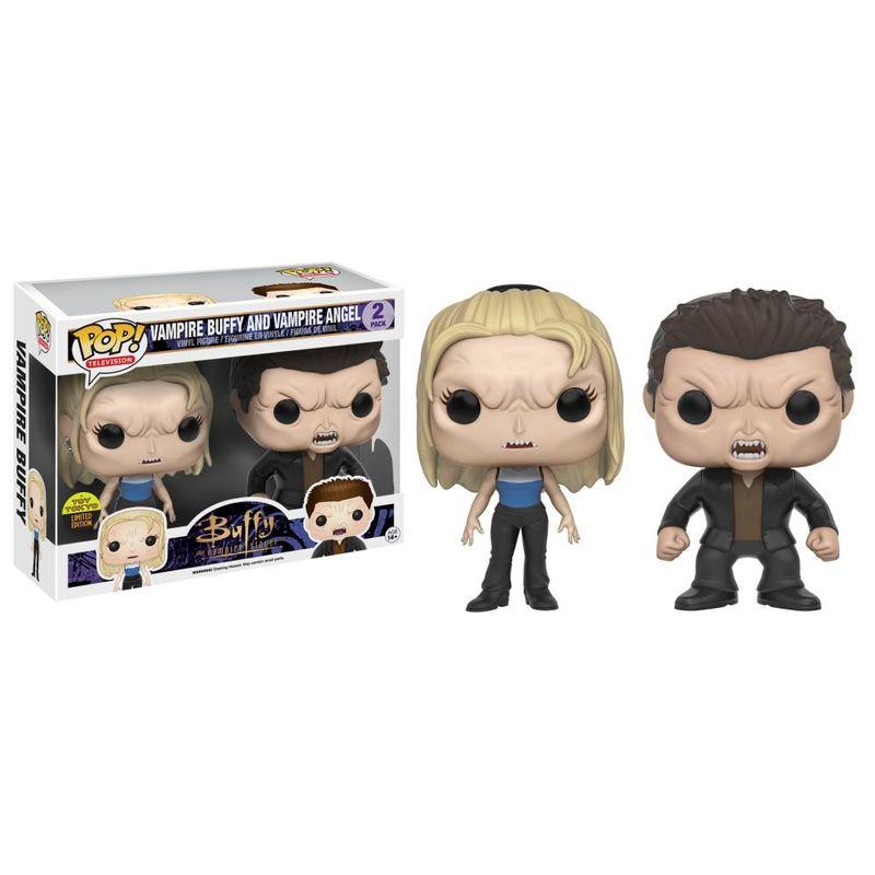 Buffy (Vampire) & Angel (Vampire) (2-Pack)