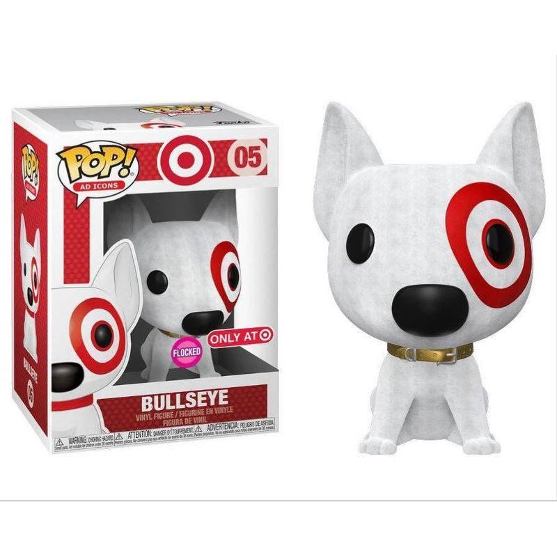 Bullseye (Flocked)