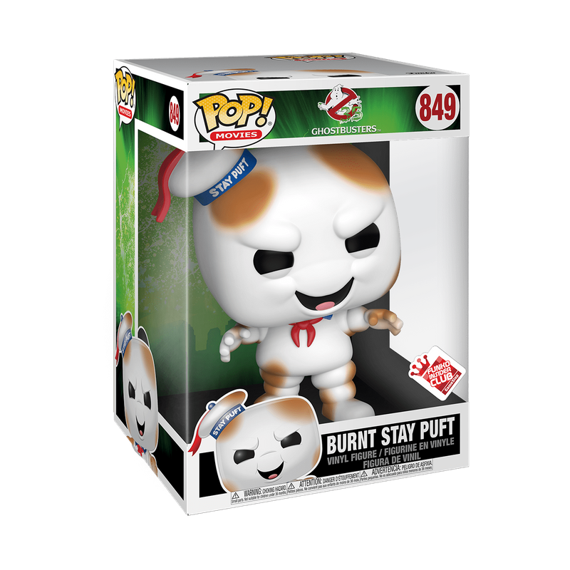Burnt Stay Puft (10 inch)