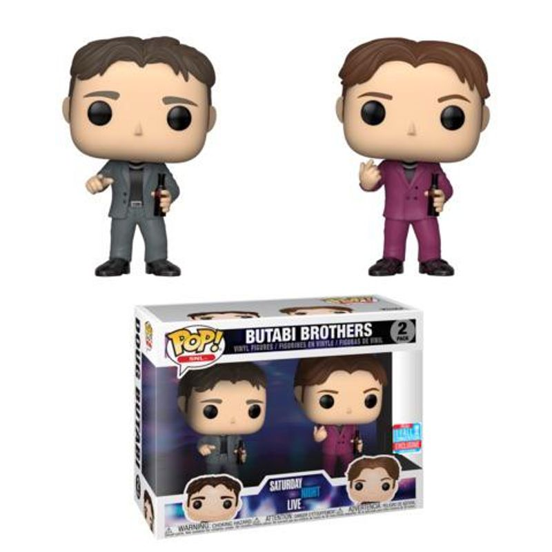 Butabi Brothers (2-Pack) [Fall Convention]