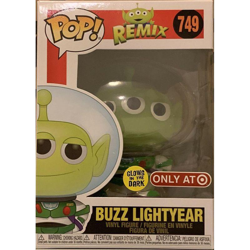 Buzz Lightyear (Remix) (Glow in the Dark)