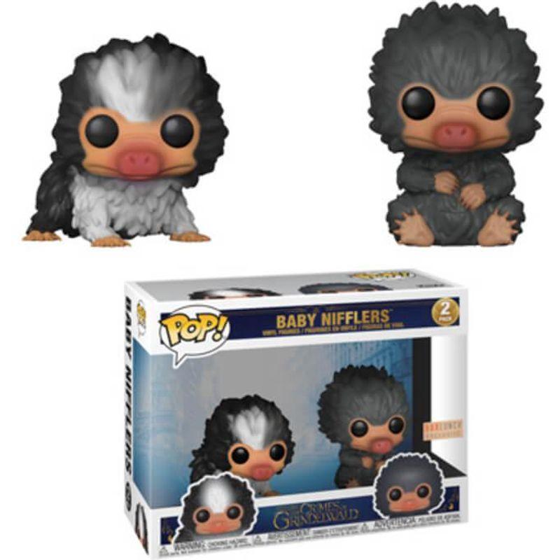 Baby Nifflers (Black & Gray) (2-Pack)