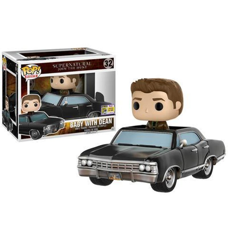 Baby with Dean [SDCC]