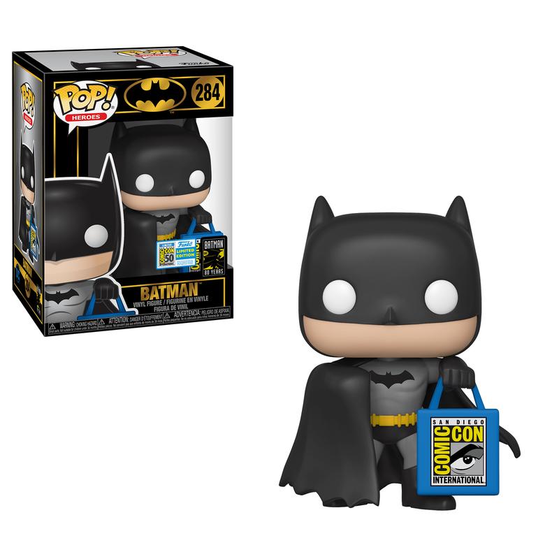 Batman (w/ SDCC Bag) [SDCC]