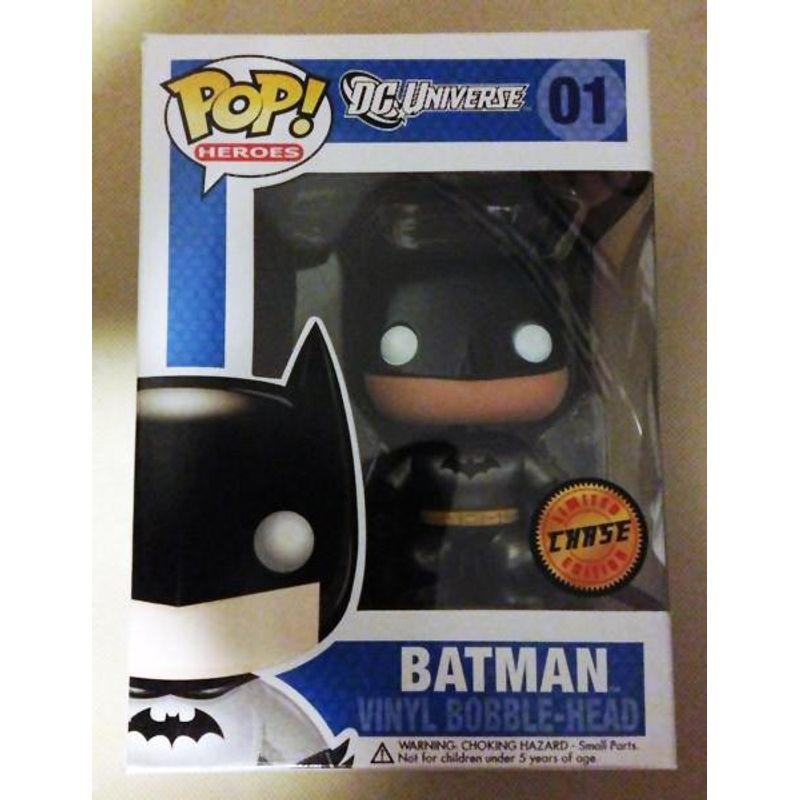Batman (Bobble-Head) (Metallic)