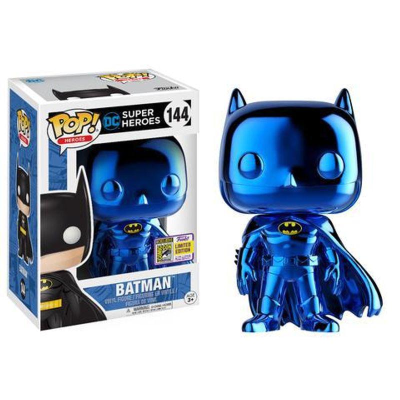 Batman (Blue Chrome) [SDCC]