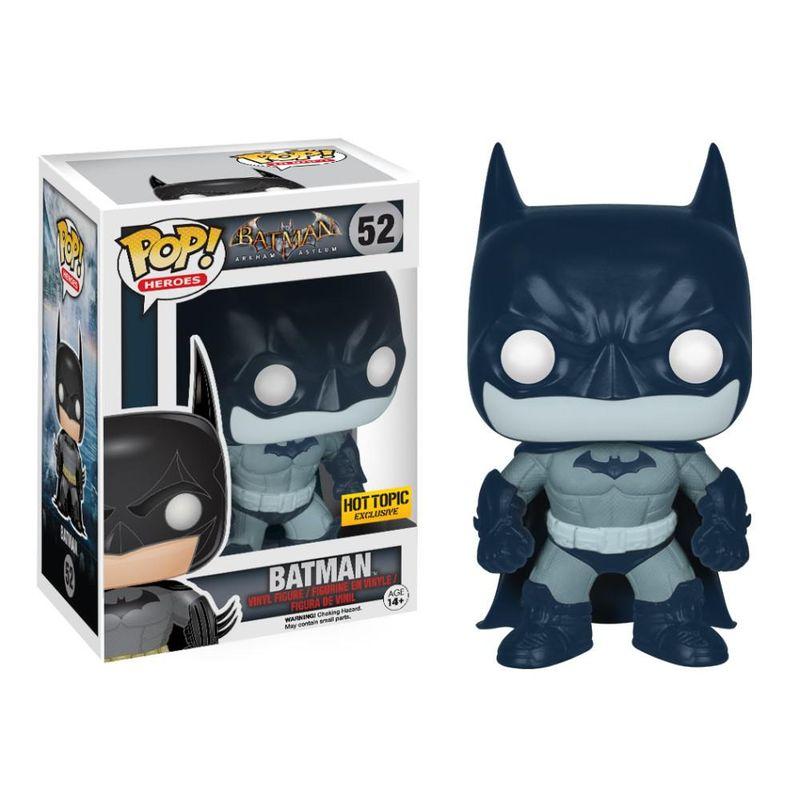Batman (Arkham Asylum - Detective Mode)
