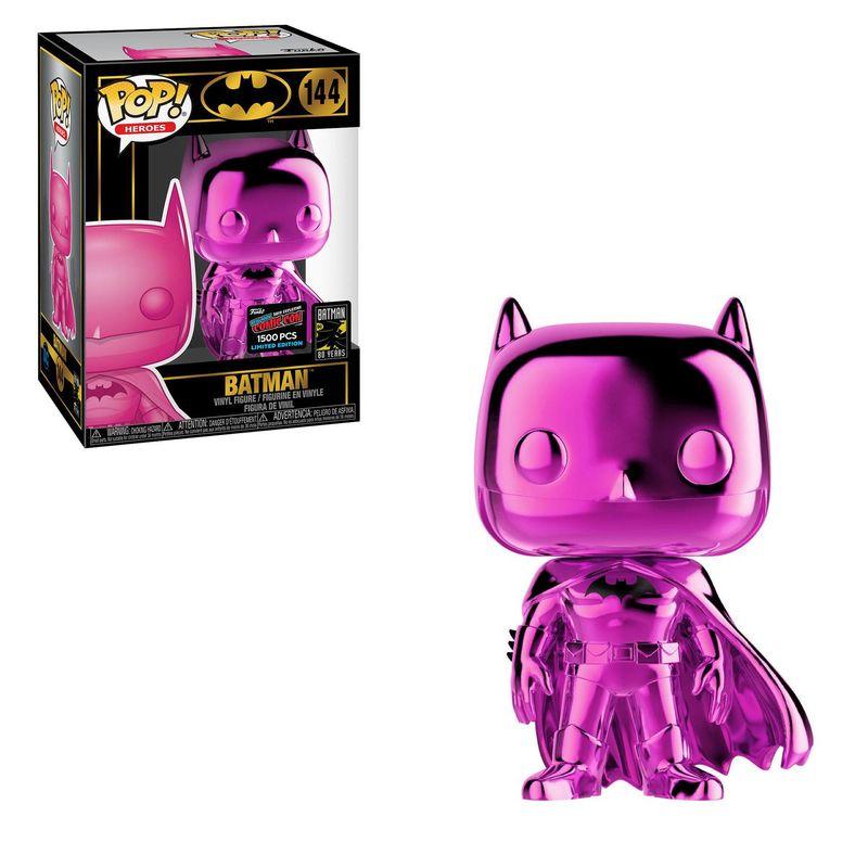 Batman (Pink Chrome)
