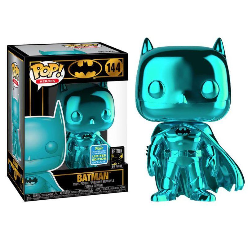 Batman (Teal Chrome) [Summer Convention]