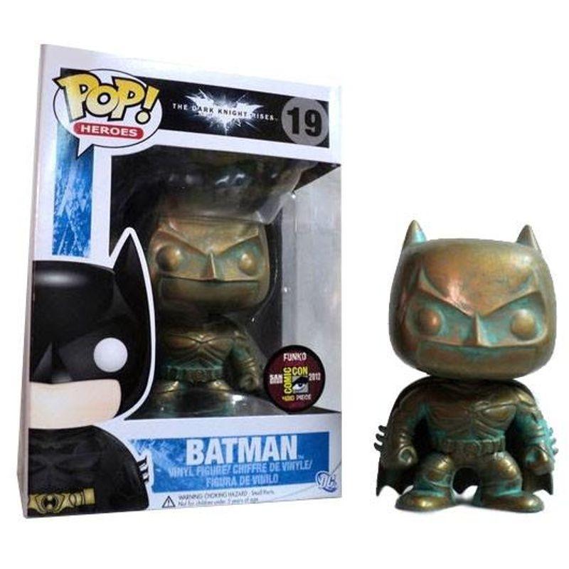 Batman (The Dark Knight Rises) (Patina)