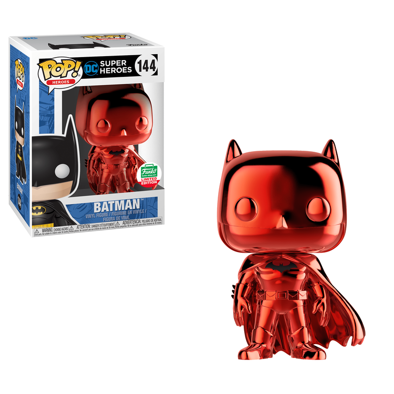 Batman (Red Chrome)