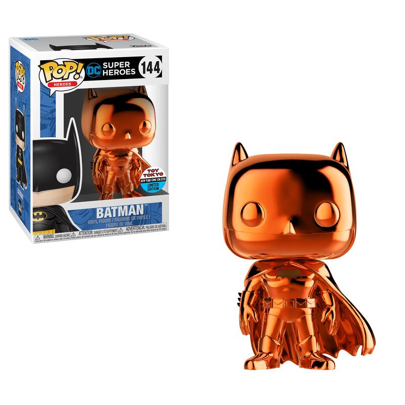 Batman (Orange Chrome) [NYCC]