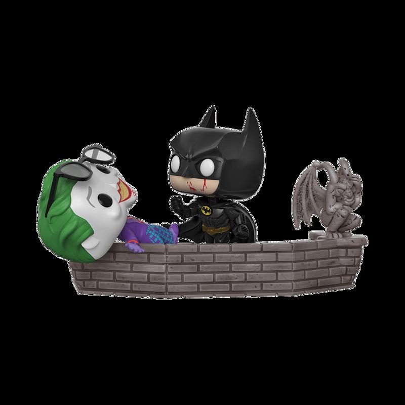 Batman vs. the Joker (Batman 1989)