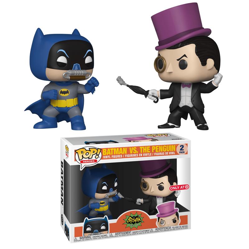 Batman vs. The Penguin (2-Pack)