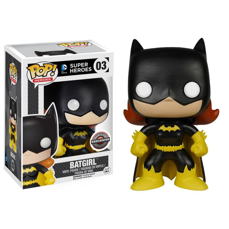 Batgirl (Classic Black)
