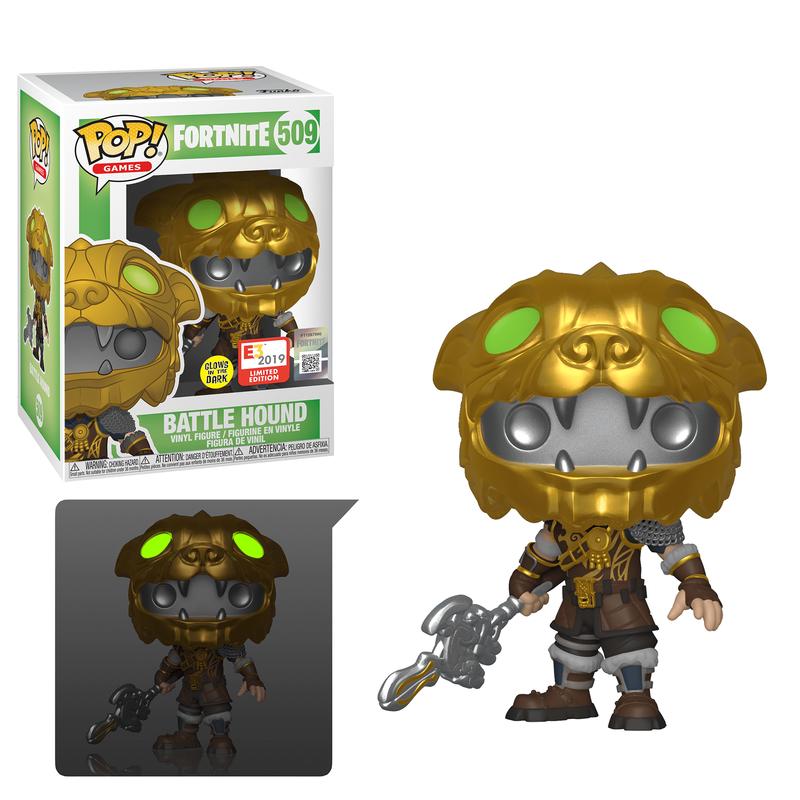 Battle Hound (Glow in the Dark)