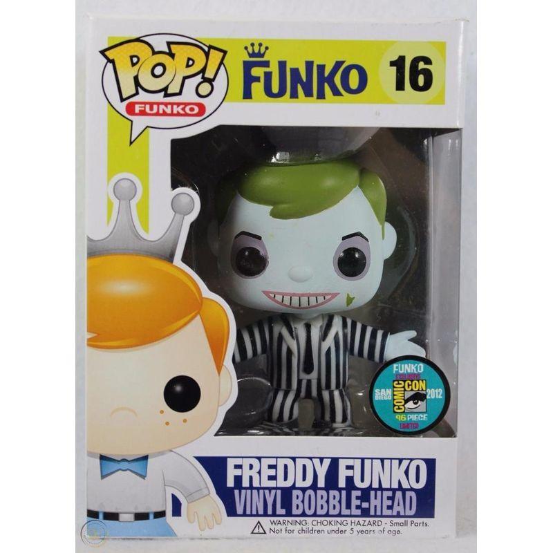 Beetlejuice (Freddy Funko)