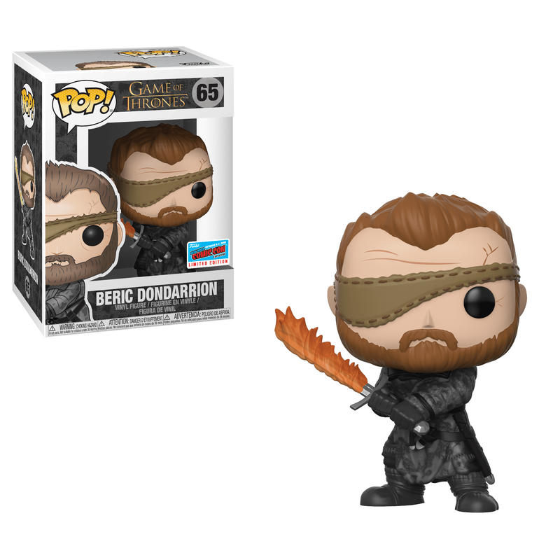Beric Dondarrion [NYCC]