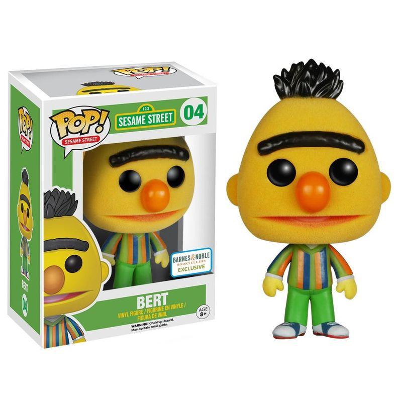 Bert (Flocked)