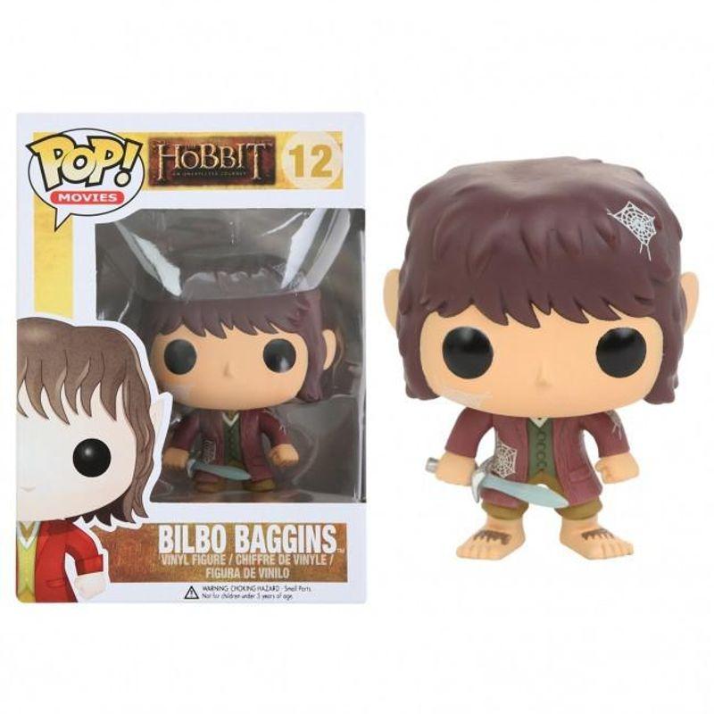 Bilbo Baggins (Spider Webs)