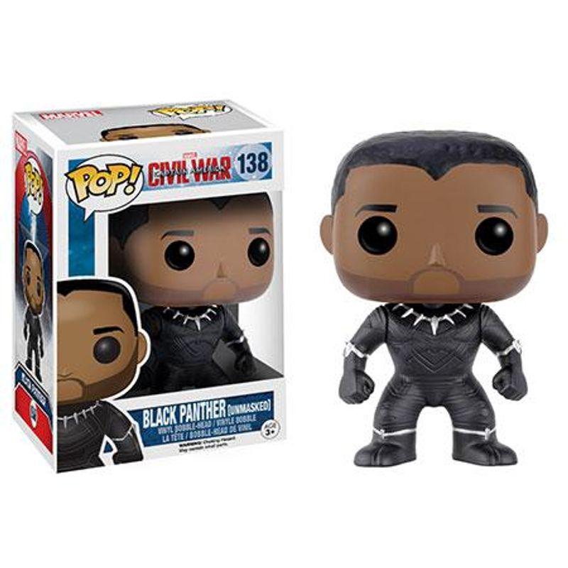 Black Panther (Civil War) (Unmasked)