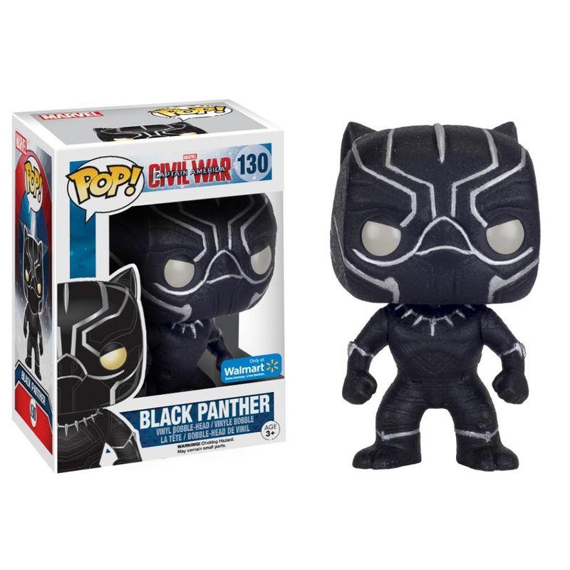Black Panther (Civil War) (Onyx Glitter)