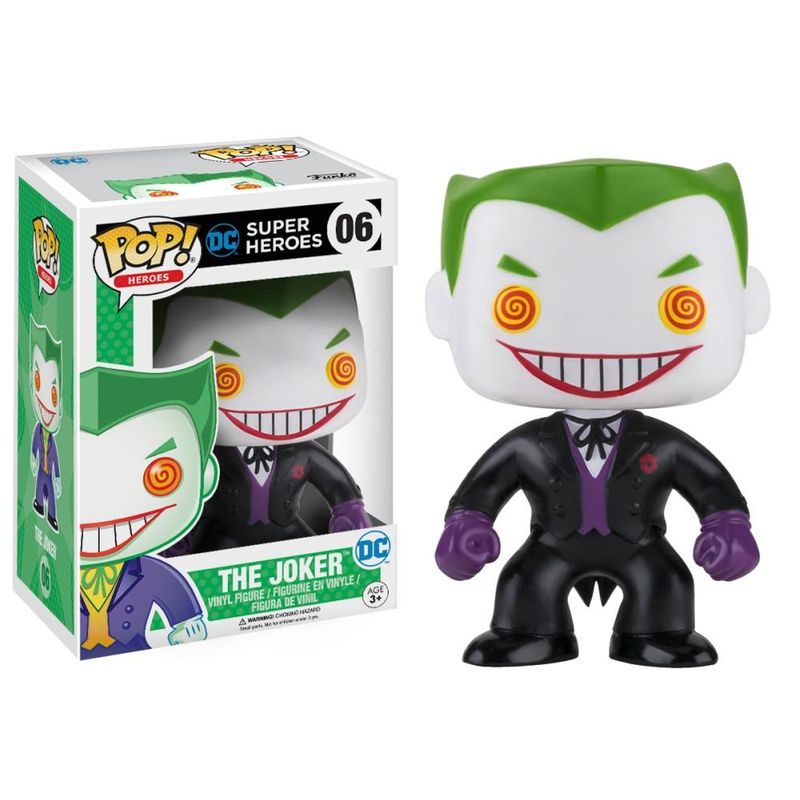The Joker (Black Suit)