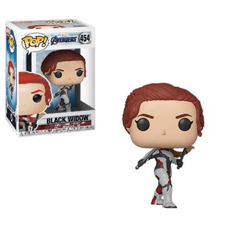 Black Widow (Quantum Realm Suit)