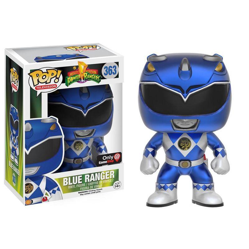 Blue Ranger (Metallic)
