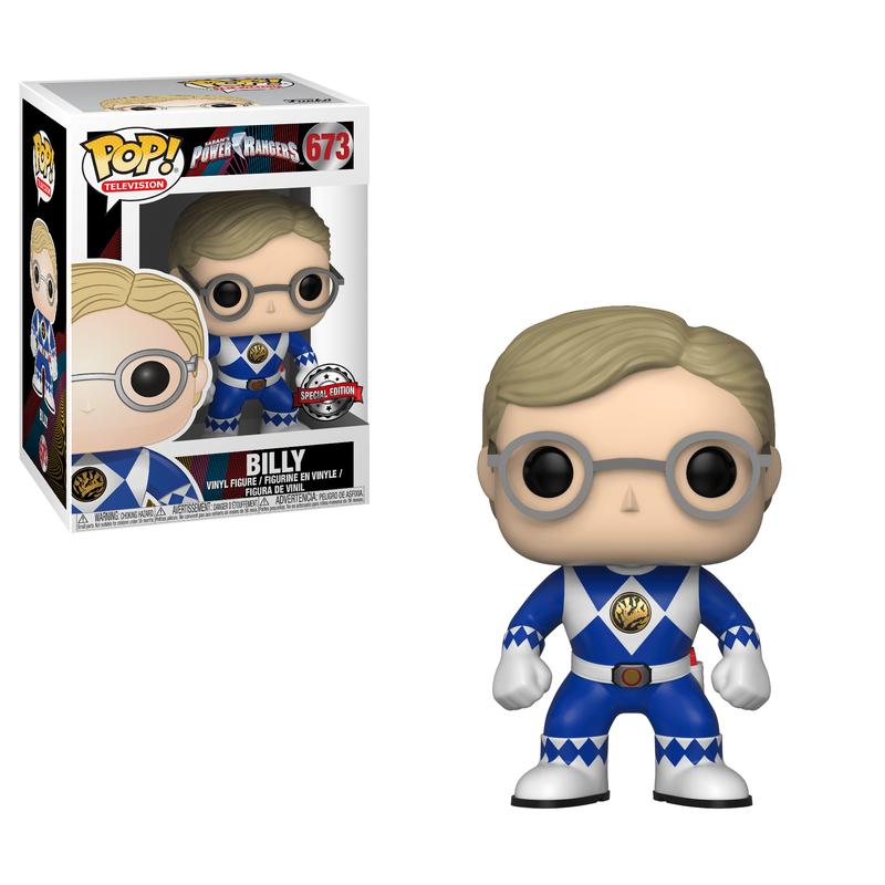 Billy (Blue Ranger)