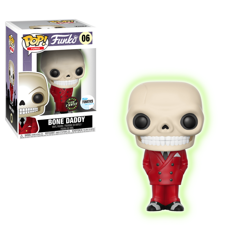 Bone Daddy (Red Suit) (Glow in the Dark)