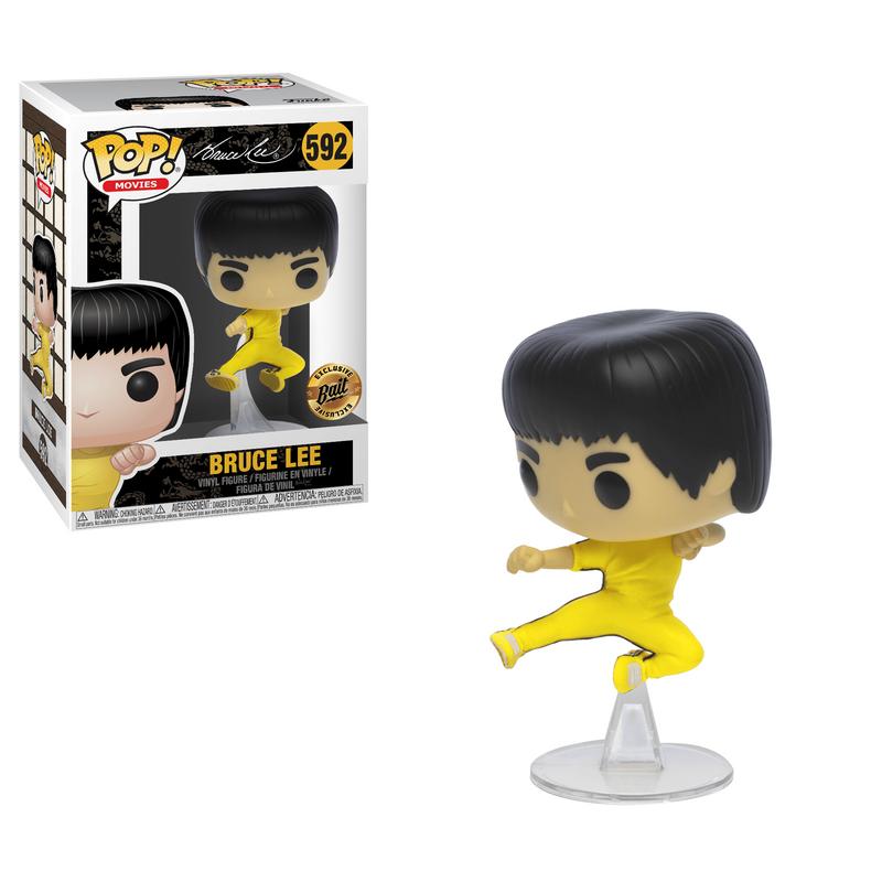 Bruce Lee (Flying Man)