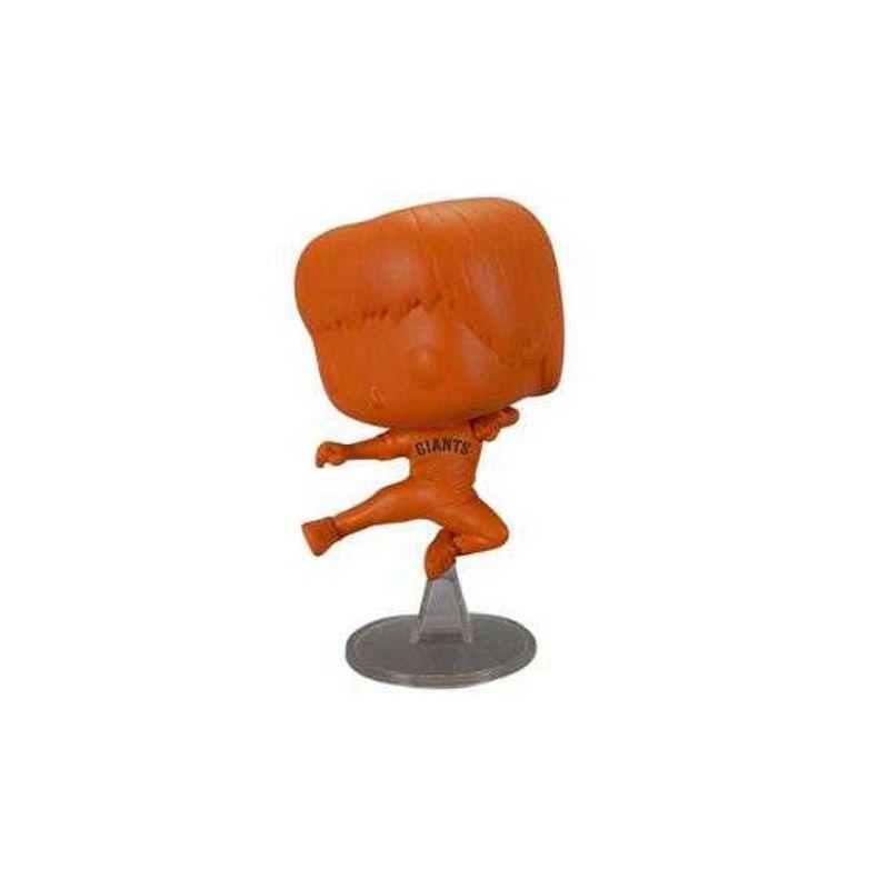 Bruce Lee (Flying Man) (Orange - Signed)