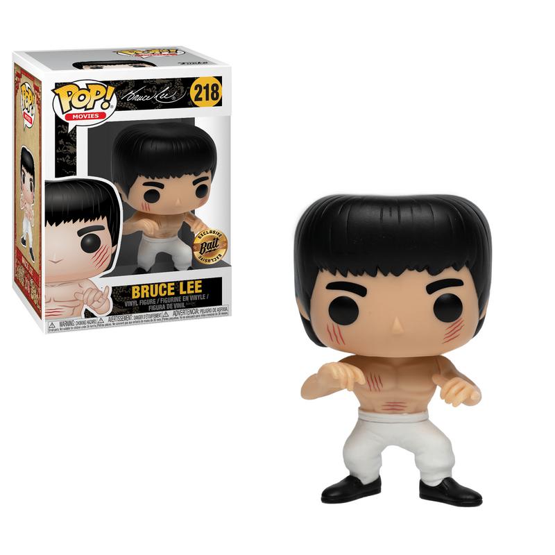 Bruce Lee (Enter The Dragon) (White Pants)