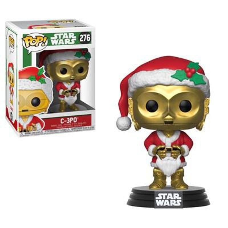 C-3PO (Santa)
