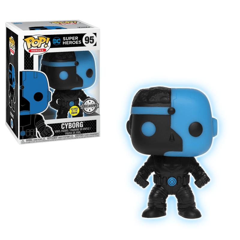 Cyborg (Silhouette)