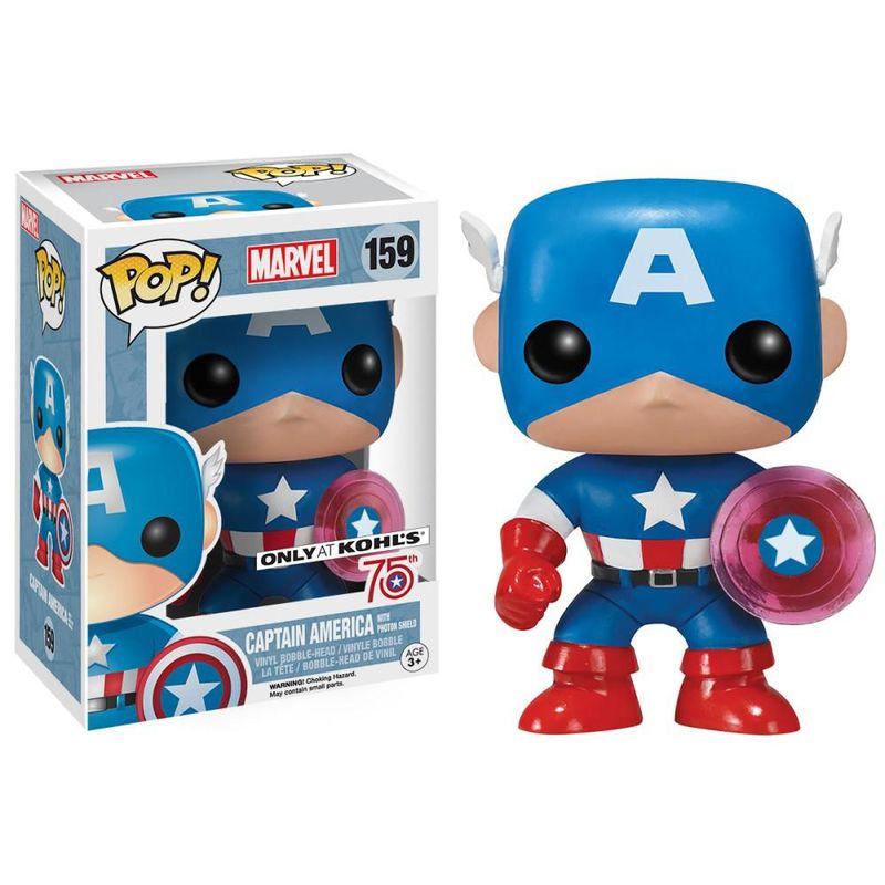 Captain America (Photon Shield)
