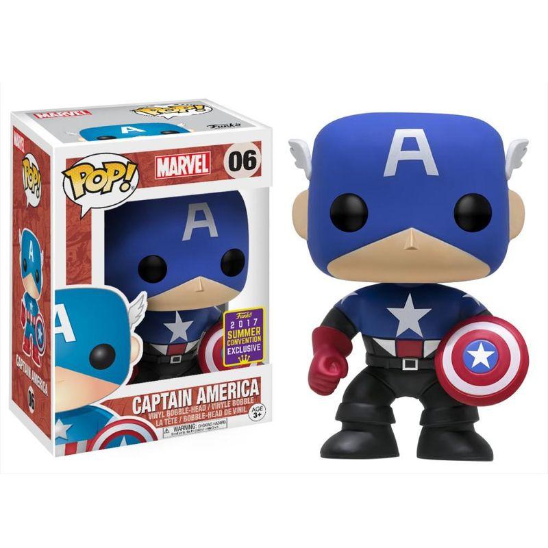 Captain America (Bucky Cap) [Summer Convention]