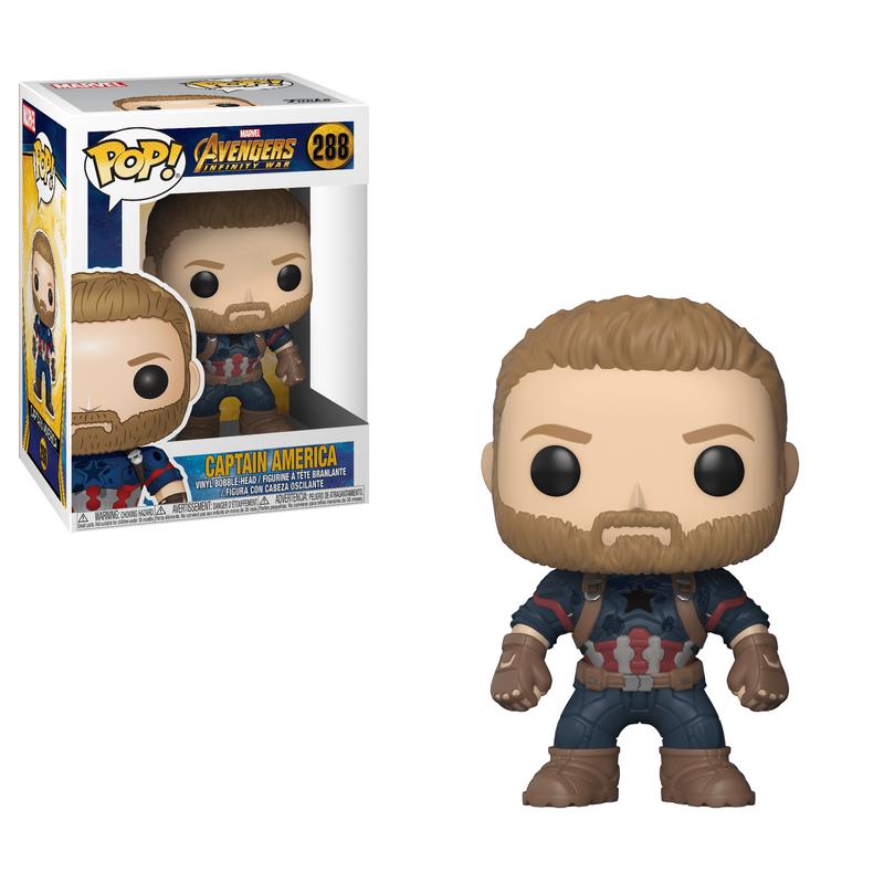 Captain America (Infinity War)