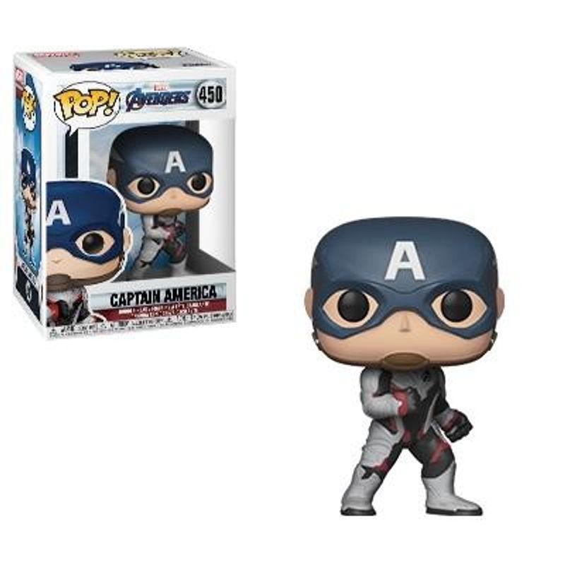 Captain America (Quantum Realm Suit)
