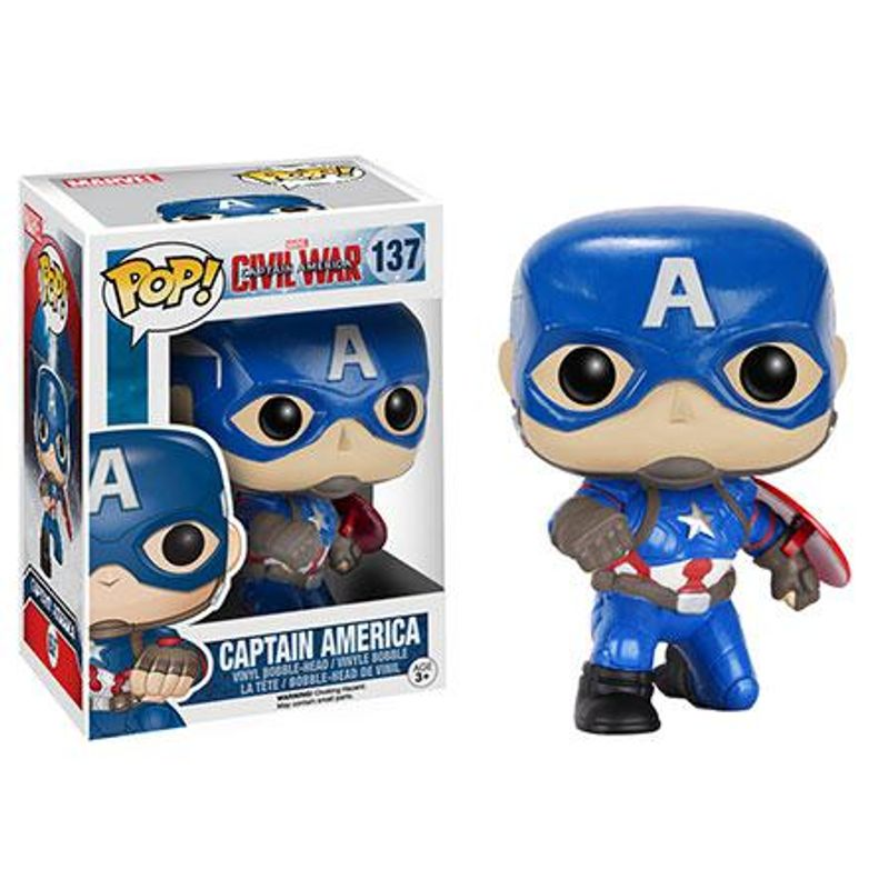 Captain America (Civil War) (Action Pose)