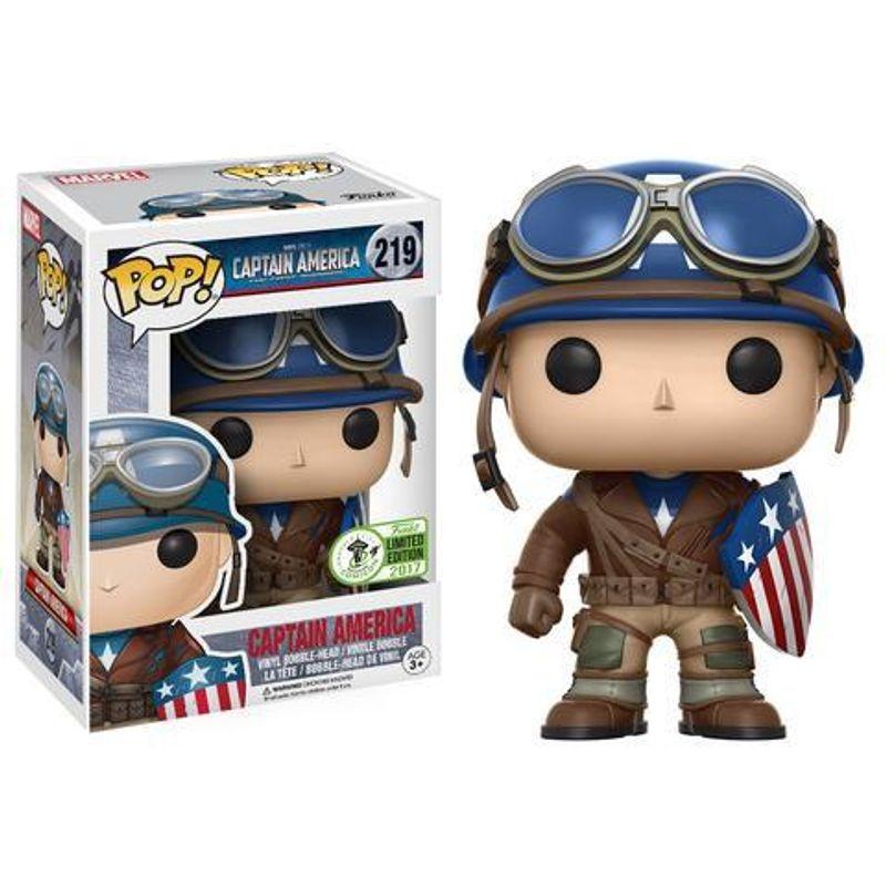 Captain America (WWII) [ECCC]