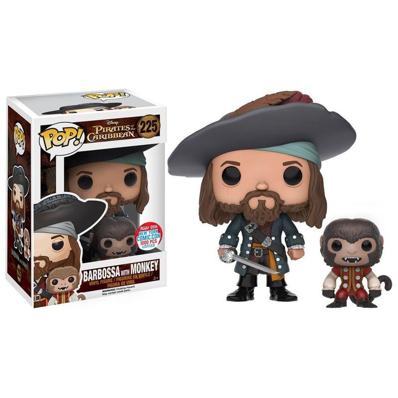 Barbossa with Jack