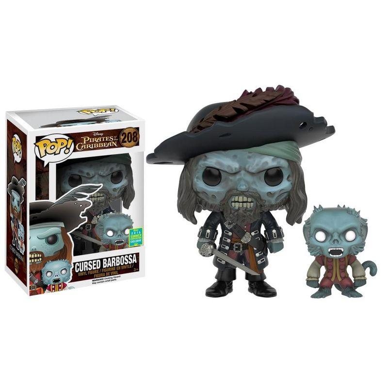 Barbossa with Jack (Cursed)
