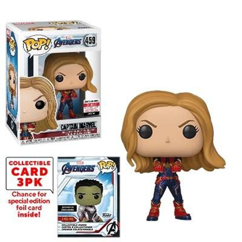 Captain Marvel (Collectible Card)