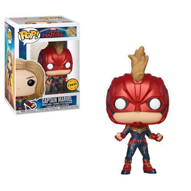 Captain Marvel (Masked)