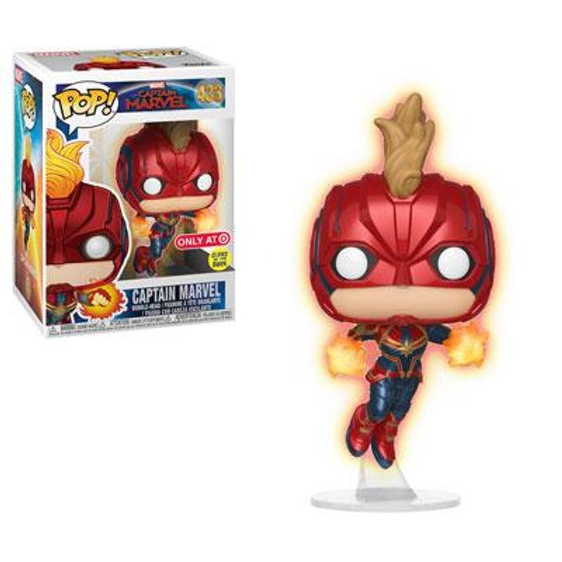 Captain Marvel (Flying)