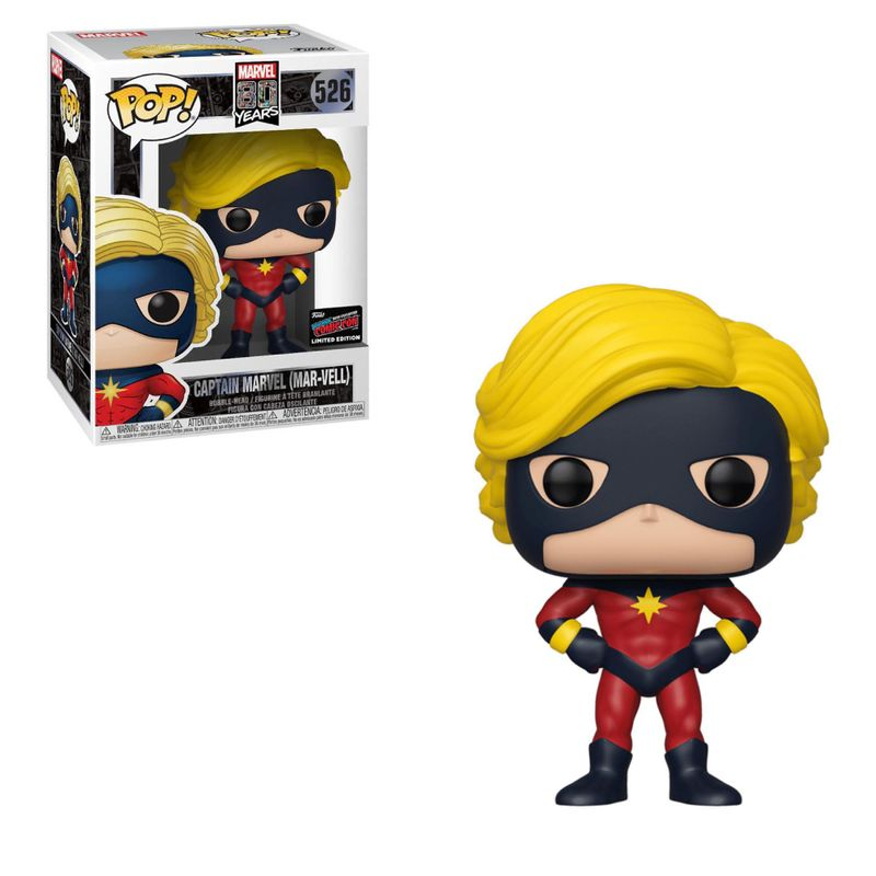 Captain Marvel (Mar-Vell) (First Appearance) [NYCC]