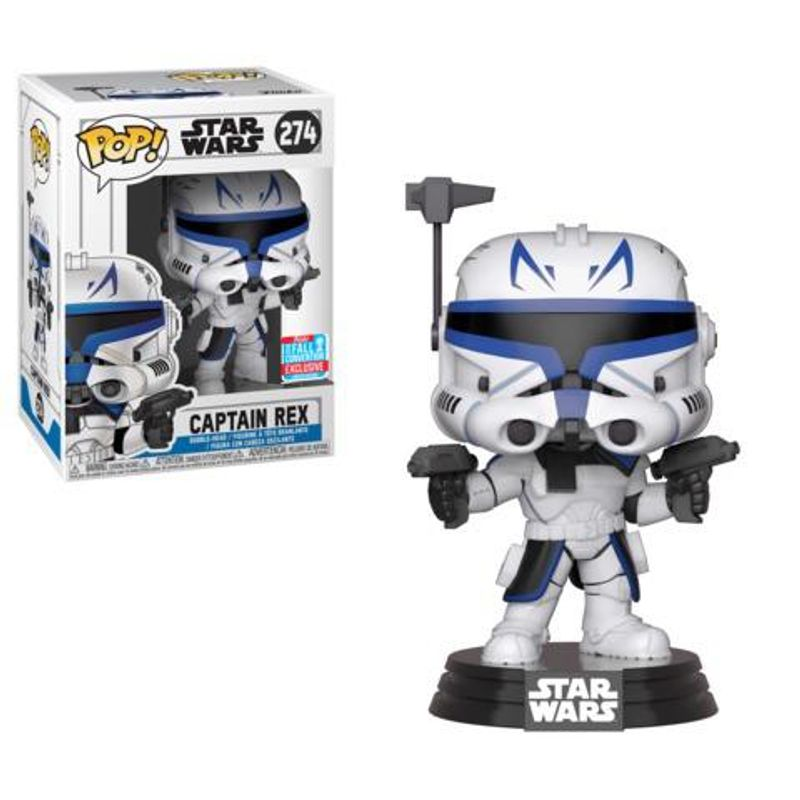 Captain Rex (The Clone Wars) [Fall Convention]